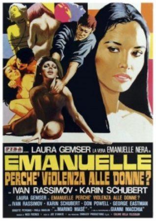 Emanuelle: Perché Violenza Alle Donne?