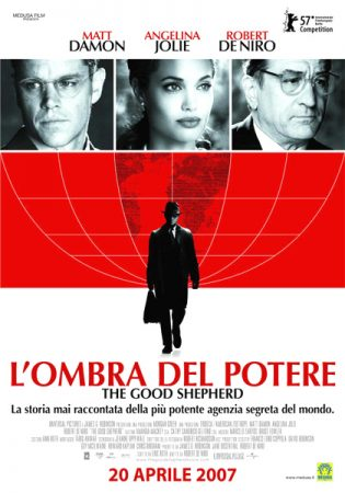 The Good Sheperd – L'Ombra Del Potere