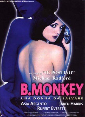 B.Monkey – Una Donna Da Salvare