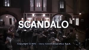 Scandalo - Cineraglio
