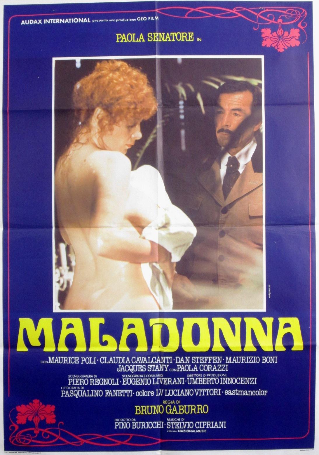Paola Senatore maladonna - cineraglio