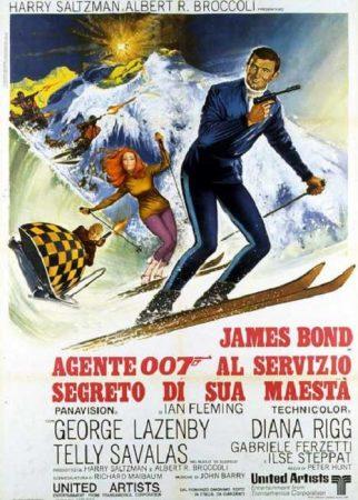 Agente 007 – Al Servizio Segreto Di Sua Maestà