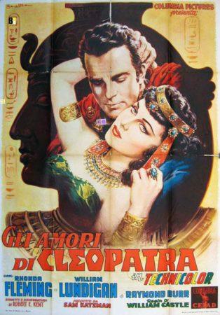 Gli Amori Di Cleopatra