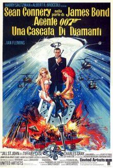 Agente 007 – Una Cascata Di Diamanti