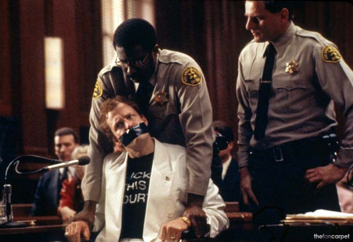 Larry Flynt - Oltre Lo Scandalo - Cineraglio