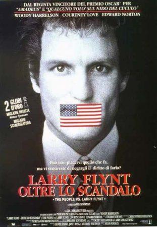 Larry Flynt – Oltre Lo Scandalo
