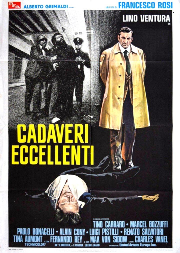 Cadaveri Eccellenti - Cineraglio